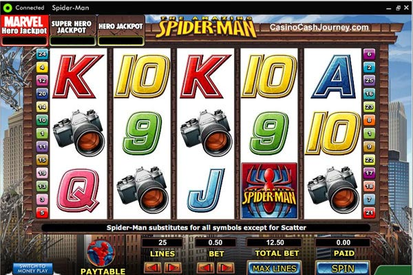 Jouez aux Machines à Sous Tres Amigos en Ligne sur Casino.com Suisse