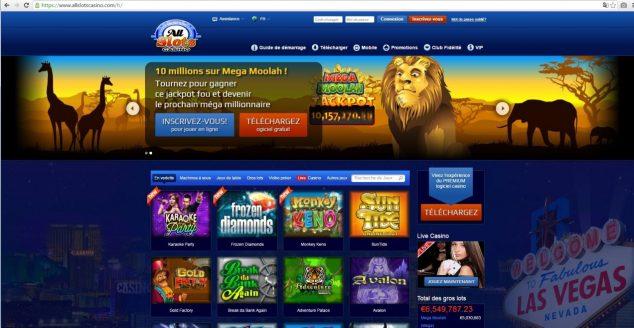Machines à Sous Vidéo Multi-Lignes | Casino.com Suisse